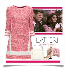 """Lattori Designer Dresses .... First Lady Style"" by conch-lady ❤ liked on Polyvore featuring moda, Lattori e Valentino"
