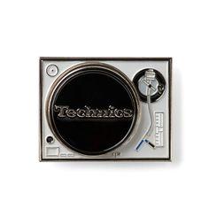 Technics 1200 Lapel