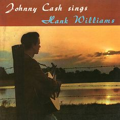 Johnny Cash Sings Hank Williams - vinyl LP