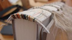 Share Tweet Pin Mail Please share this page:Headbanding is the process of strengthening the head of a book. This is done by the sewing ...