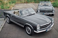 Mechatronik Mercedes-Benz W 113