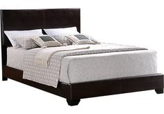 $299 Shop for a Katherine 3 Pc Queen Bed at Rooms To Go. Find Queen Beds that will look great in your home and complement the rest of your furniture.