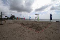 BEACH TENNIS PLAYGROUND @ COCO GROVE LAIYA SAN JUAN BATANGAS!
