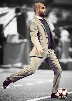 Pep Guardiola:                     Legend, The best Barça Manager Ever Then!