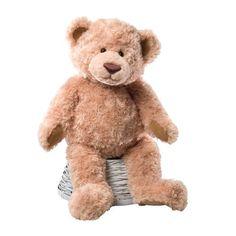 "$18.99 Gund Maxie Tan 19"" Bear Plush. An extra-cuddly tan bear - ""Maxie"" - from the Gund Timeless Teddies Collection. New for 2011. Gotta Getta Gund!"