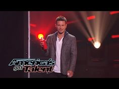 Mat Franco: Magician Uses Fire to Reveal Card Trick - America's Got Talent 2014 - YouTube