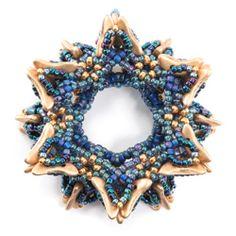 Sun Star Pendant by Cindy Holsclaw