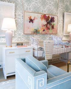 lucite crib | white