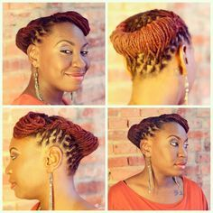 Check out styles by Sacred Products Boutique & Salon | Black Women Natural Hairstyles