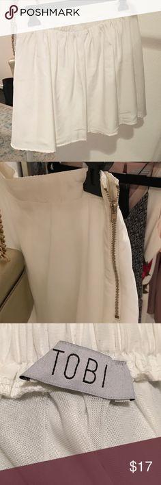 Tobi skirt -BRAND NEW- NEVER WORN NEVER WORN Tobi Skirts