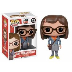 Amy Farrah Fowler 39 Funko POP The Big Bang Theory Vinyl Figure -- Continue to the product at the image link.