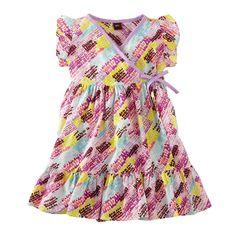 Boucherouite Wrap Dress