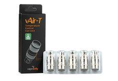 Aspire Atlantis用 VapeOnly vAir-T温度管理用交換コイル | Promist Vapor