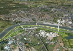 Promotie 'Nijmegen omarmt de Waal'
