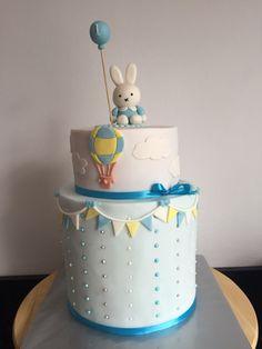 Miffy cake double barrel