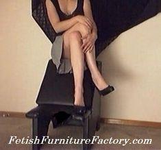 Bdsm queening stool