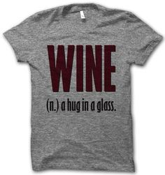 #wine #awesome #tshirt