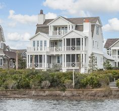 SWOON! Check Out These 2 GORGEOUS Beach Houses