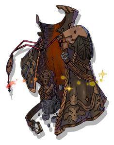 Magic cloak of many things