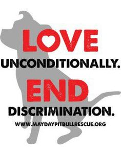 Love Unconditionally. End Discrimination.