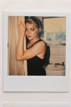 You have to see these unseen polaroid photos of Madonna