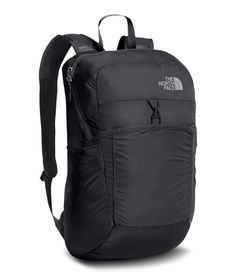 Great pack for hiking. Small light and lots of compartments. - North Face
