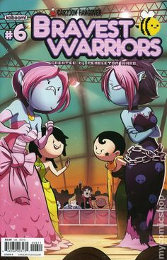 Bravest Warriors (2012 Kaboom) 6A