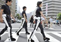 """Exoesqueletos - O """"milagre"""" da tecnologia vestível que faz paraplégicos caminharem novamente - Stylo Urbano #tecnologiavestível #robôs #robotica #tecnologia #exoesqueletos"""