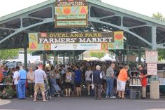 Papa Kenos - We will open at 10am on Wednesday's farmer market in Downtown Overland Park