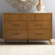 """Found it at Joss & Main - Sheehan Dresser (Could put 2 side by side for 104"""" dresser)"""