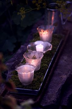 9 DIY Projects That Make Your Yard Glow