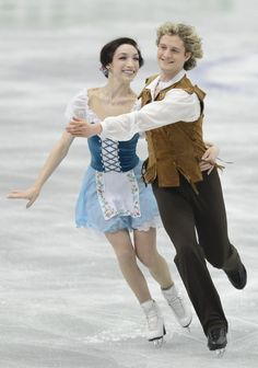 Charlie White Photo - ISU Four Continents Figure Skating Championships - Day 1