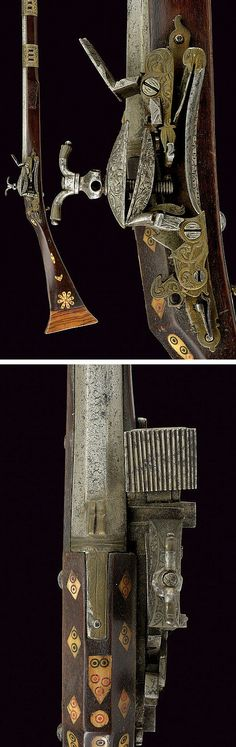 A fine miquelet flintlock moukala,second quarter of the 19th Century  provenance: Morocco .