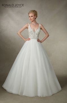 There's something for everyone in the Victoria Jane 2016 collection of figure-flattering, soft-yet-structured wedding dresses.