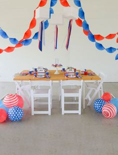 4th of July Party by