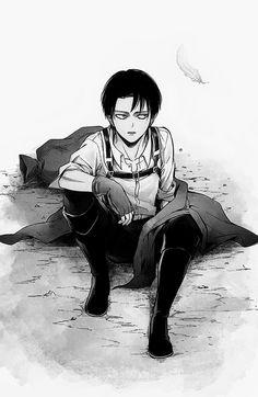 Attack on Titan (Shingeki no Kyojin) - Levi