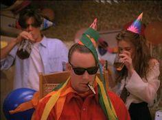 Happy Birthday Twin Peaks style