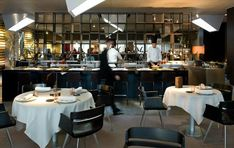 Top 5 luxury restaurants in Europe that dictate trends for next season-El Celler de Can Roca, Spain. http://www.designcontract.eu/projects/top-5-luxury-restaurants-in-europe-that-dictate-trends-for-next-season/