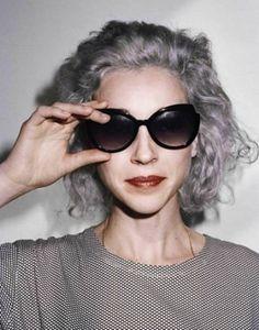 Tendencia pelo gris: fotos de los looks | Ella Hoy
