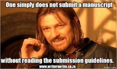 Five golden rules for submitting your work to agents or publishers - Writers Write