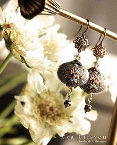 Ювелирные шедевры от Eva Thissen цветочные мотивы