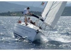 #Yachts Bavaria 32 - SailBoat - #Portisco #Arzachena. Navigation Area: #Sardinia. Maximum Capacity: 8 persons. Price for week: from 990,00 €. - Find out more at: http://www.barcheyacht.it/noleggio-barche/vela-bavaria-32-portisco-ot-italia_361/
