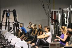ERG Training. Feel the burn yet?