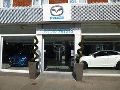 Poole Showroom Magna Mazda Poole Pinterest Mazda - Magna mazda