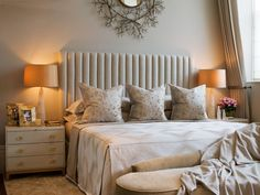 The Lancasters Duplex Apartment - Master Bedroom - Interior Design by Intarya – Interior Design by Intarya