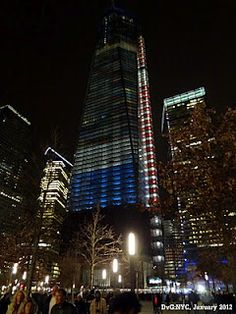 The New World Trade Center, NYC