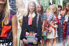 BACKSTAGE@CHANEL2015SS