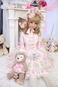 nice dress:-P