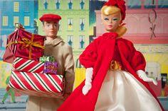 Christmas Shopping Barbie 8 x 12 Fine Art by nicolehouff on Etsy, $40.00