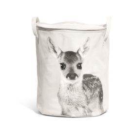 Deer Storage Basket $13 | H US